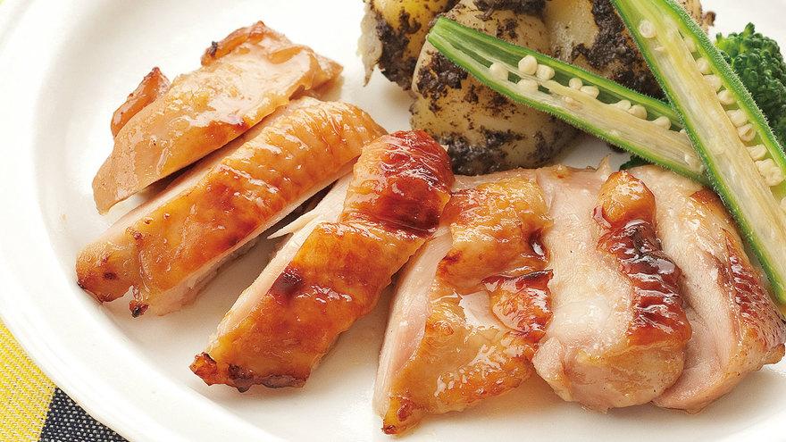 はちみつ鶏のグリル レシピ 島田 まきさん 【みんなのきょうの料理】おいしいレシピや献立を探そう