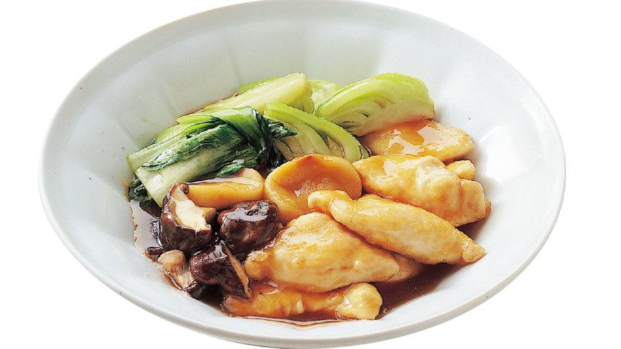 鶏肉の治部煮風 レシピ 杵島 直美さん|【みんなのきょうの料理】おいしいレシピや献立を探そう