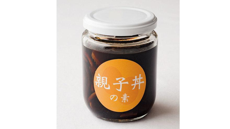 親子丼の素(もと) レシピ 斉藤 辰夫さん 【みんなのきょうの料理】おいしいレシピや献立を探そう