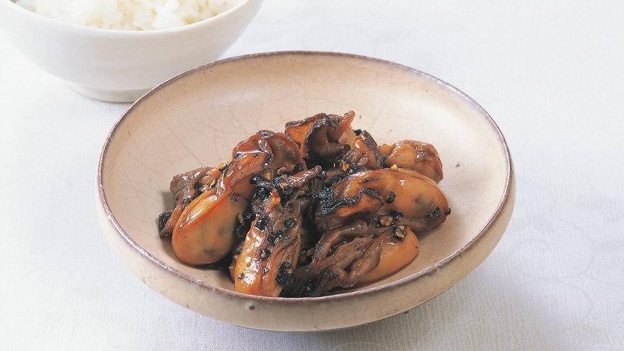 かきの黒こしょう煮 レシピ 清水 信子さん 【みんなのきょうの料理】おいしいレシピや献立を探そう