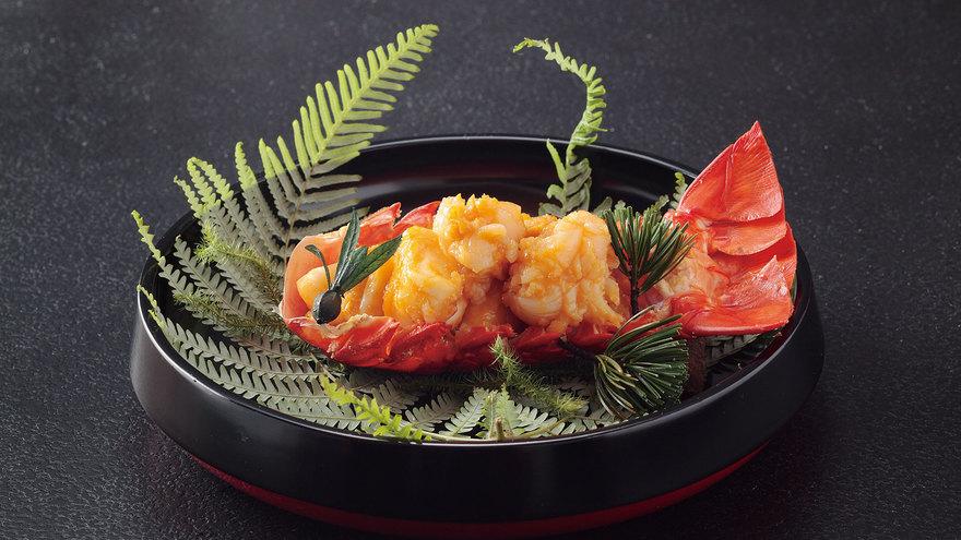 伊勢えびのうに煮 レシピ 西 健一郎さん|【みんなのきょうの料理】おいしいレシピや献立を探そう