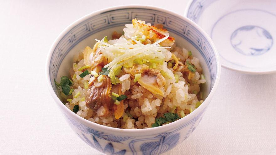 あさりと根みつばの炊き込みご飯 レシピ 井澤 由美子さん 【みんなのきょうの料理】おいしいレシピや献立を探そう