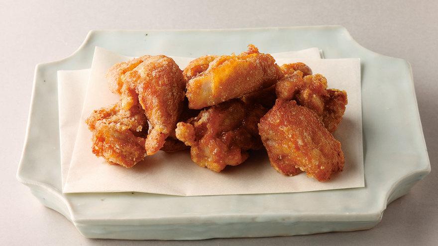 鶏肉の竜田揚げ レシピ 土井 善晴さん|【みんなのきょうの料理】おいしいレシピや献立を探そう