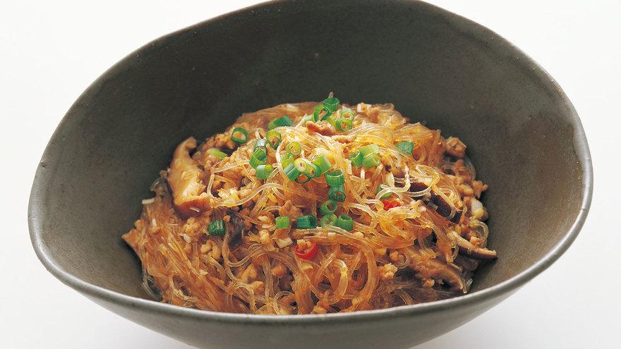 マーボー春雨 レシピ 高城 順子さん|【みんなのきょうの料理】おいしいレシピや献立を探そう