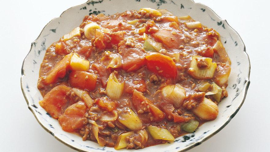 マーボートマト レシピ 高城 順子さん|【みんなのきょうの料理】おいしいレシピや献立を探そう