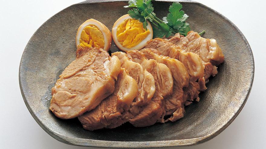 煮豚&煮卵 レシピ 高城 順子さん|【みんなのきょうの料理】おいしいレシピや献立を探そう