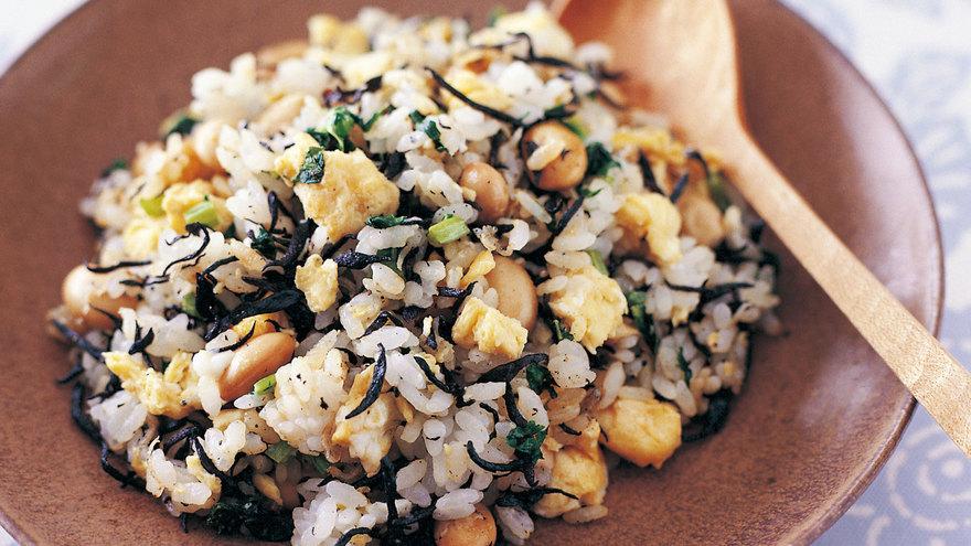 ひじきと大豆のチャーハン レシピ 本多 京子さん|【みんなのきょうの料理】おいしいレシピや献立を探そう