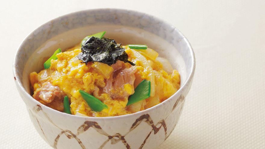 ふわとろ親子丼 レシピ 高橋 義弘さん|【みんなのきょうの料理】おいしいレシピや献立を探そう