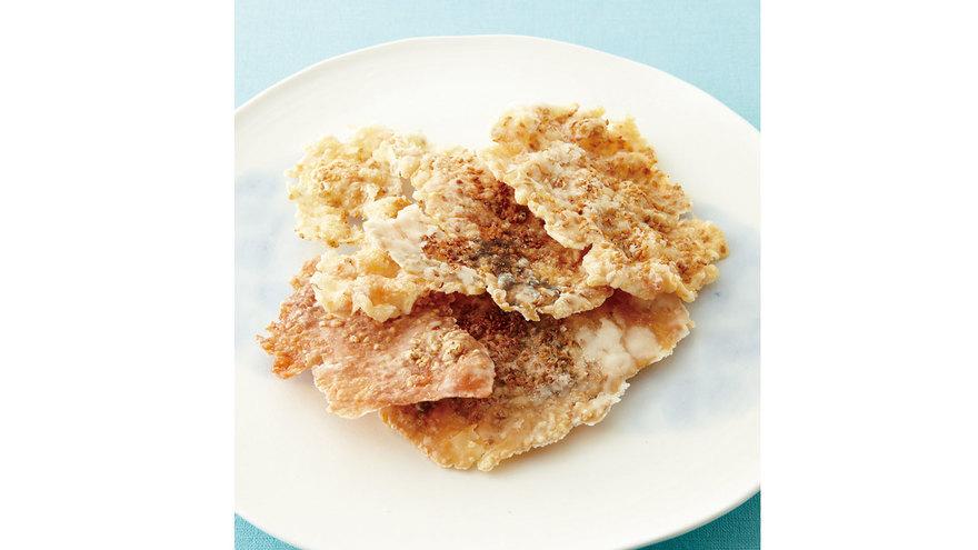 お魚ごませんべい レシピ 野崎 洋光さん|【みんなのきょうの料理】おいしいレシピや献立を探そう