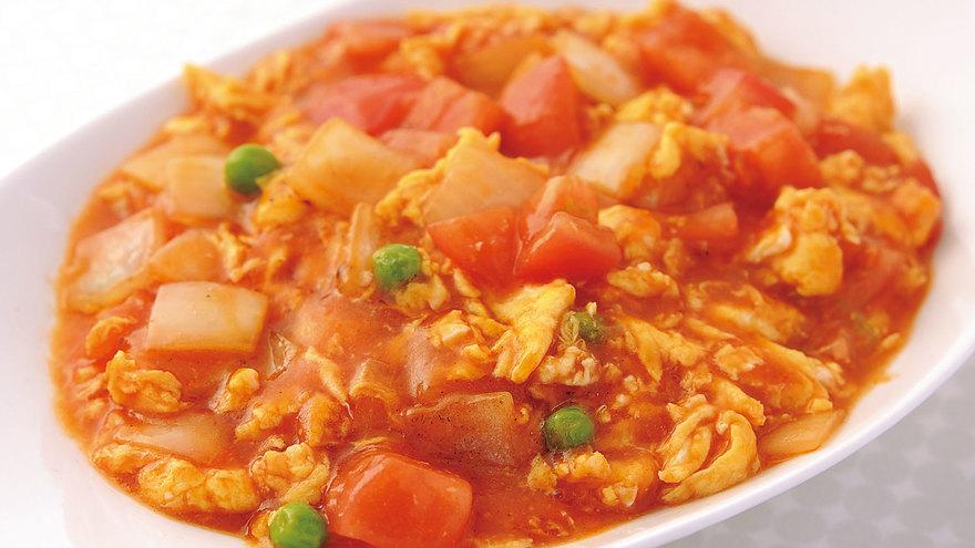 卵のトマトソース煮 レシピ 尹 東成さん 【みんなのきょうの料理】おいしいレシピや献立を探そう