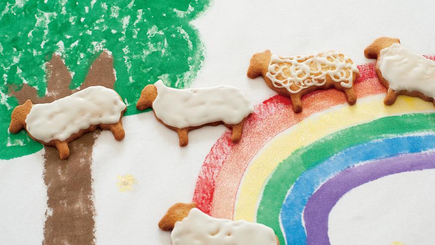 動物クッキー レシピ いがらし ろみさん|【みんなのきょうの料理】おいしいレシピや献立を探そう