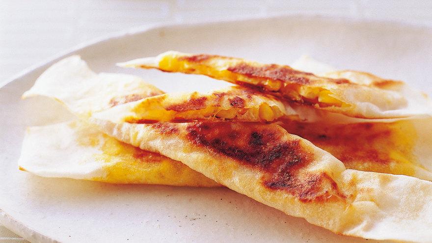 とうもろこしの焼き春巻 レシピ 平山 由香さん|【みんなのきょうの料理】おいしいレシピや献立を探そう