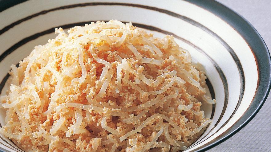 しらたきの明太子炒め レシピ 清水 信子さん|【みんなのきょうの料理】おいしいレシピや献立を探そう