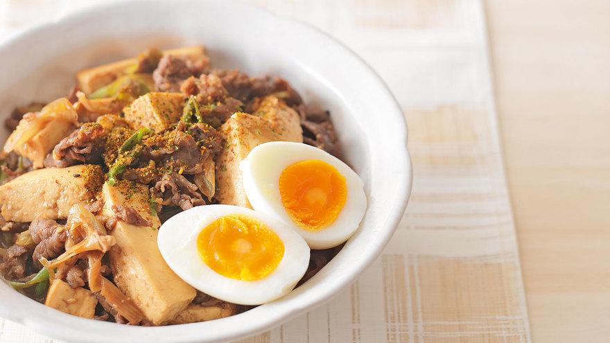 すき焼き豆腐 レシピ 瀬尾 幸子さん 【みんなのきょうの料理】おいしいレシピや献立を探そう