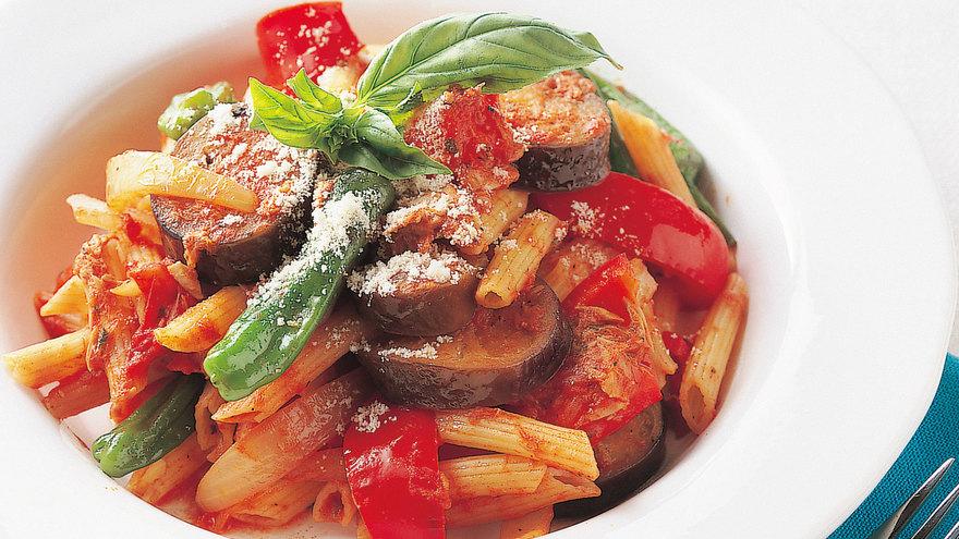 ツナと夏野菜のお手軽パスタ レシピ Makoさん|【みんなのきょうの料理】おいしいレシピや献立を探そう