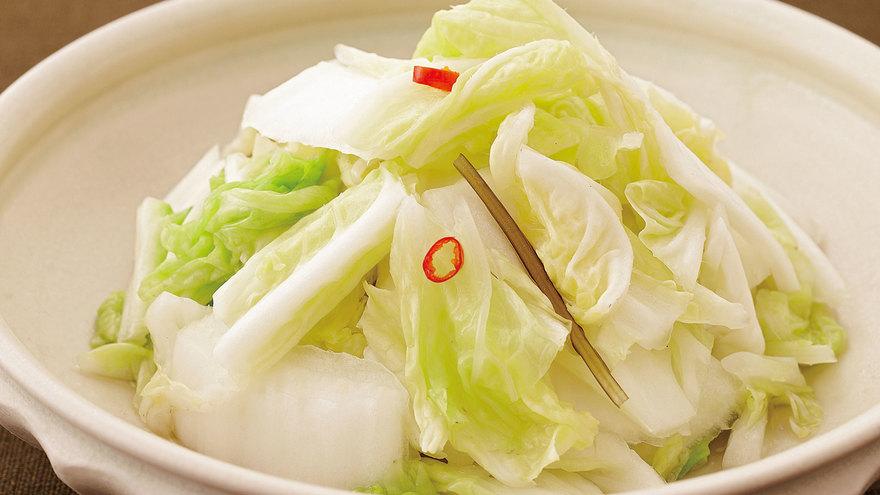 白菜の簡単漬け レシピ 濱田 美里さん 【みんなのきょうの料理】おいしいレシピや献立を探そう