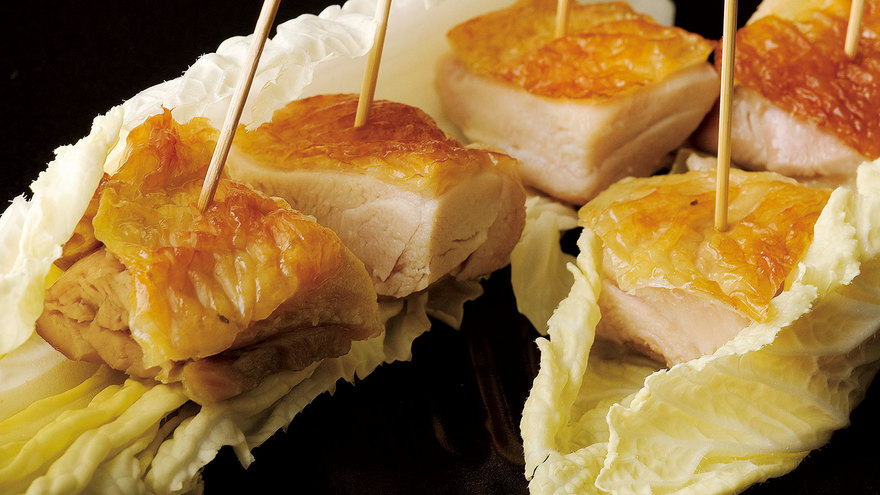 鶏肉の香味オーブン焼き レシピ 脇屋 友詞さん|【みんなのきょうの料理】おいしいレシピや献立を探そう