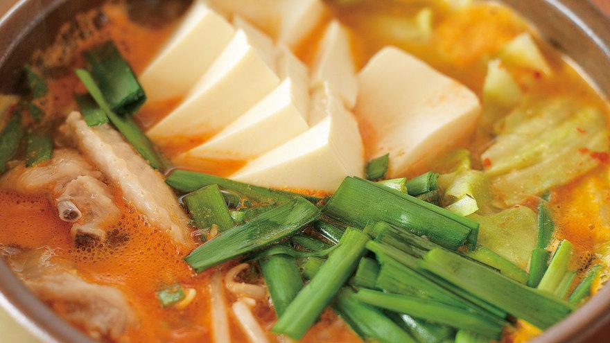 鶏手羽のコチュジャン鍋 レシピ 森野 眞由美さん|【みんなのきょうの料理】おいしいレシピや献立を探そう