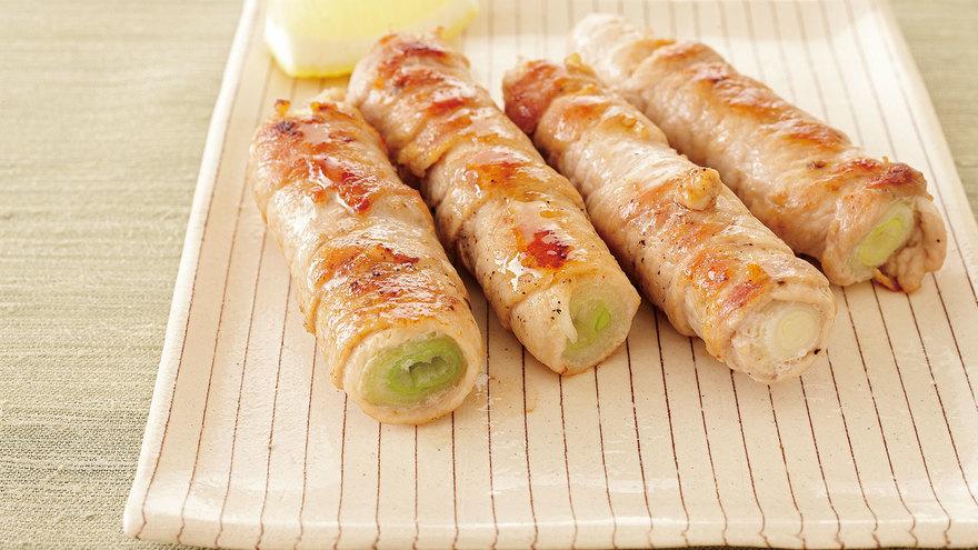 ねぎの肉巻き レシピ 牧野 直子さん|【みんなのきょうの料理】おいしいレシピや献立を探そう
