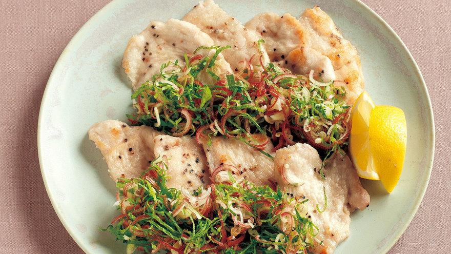 鶏むね肉のさっぱり焼き レシピ 田口 成子さん|【みんなのきょうの料理】おいしいレシピや献立を探そう