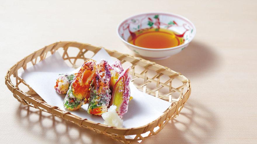 ちくわのしそ巻き揚げ レシピ 杉本 節子さん|【みんなのきょうの料理】おいしいレシピや献立を探そう