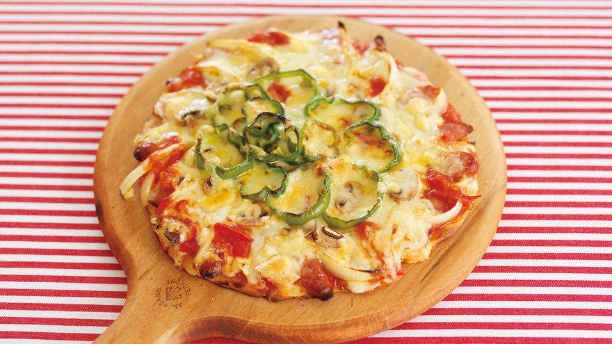 こねこねナポリタンピザ レシピ コウ ケンテツさん 【みんなのきょうの料理】おいしいレシピや献立を探そう