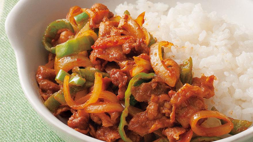 カレー炒めライス レシピ 脇 雅世さん|【みんなのきょうの料理】おいしいレシピや献立を探そう