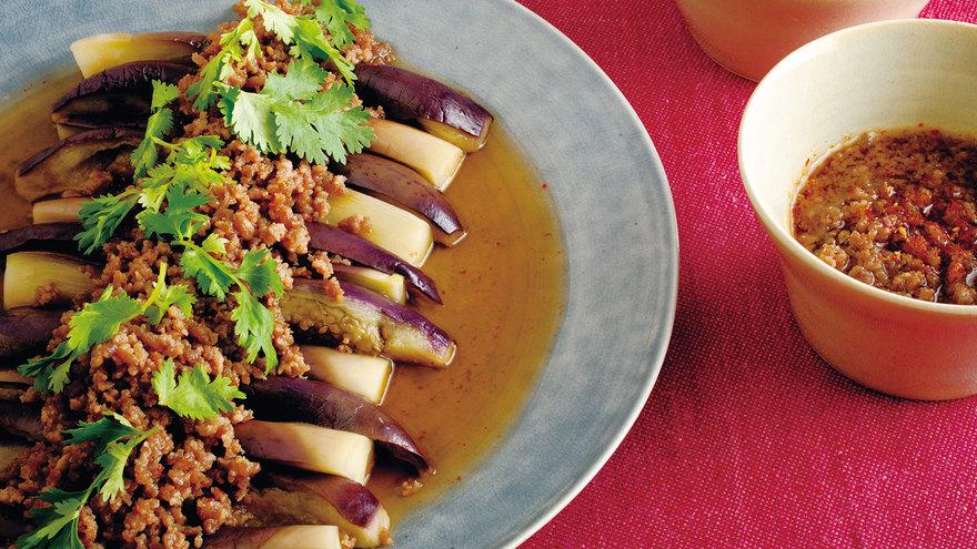 蒸しなすのエスニック風 レシピ 渡辺 麻紀さん|【みんなのきょうの料理】おいしいレシピや献立を探そう