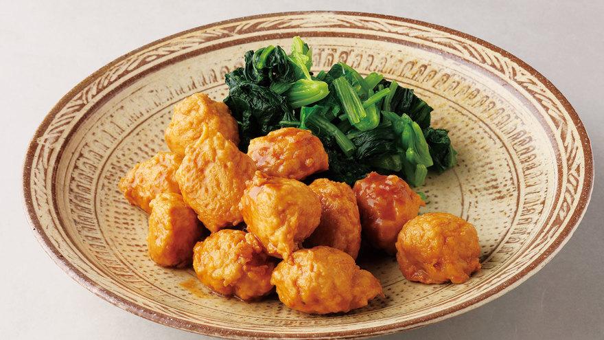 鶏だんごの照り煮 レシピ 土井 善晴さん 【みんなのきょうの料理】おいしいレシピや献立を探そう