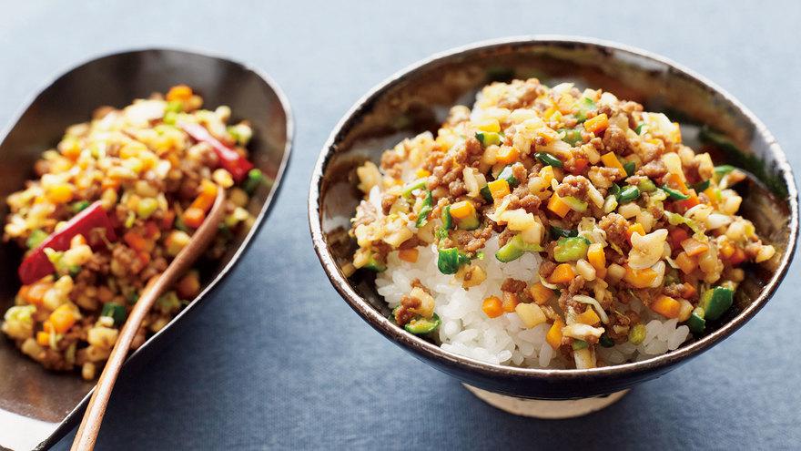 浅漬け野菜のパラパラ炒め レシピ 陳 建太郎さん|【みんなのきょうの料理】おいしいレシピや献立を探そう