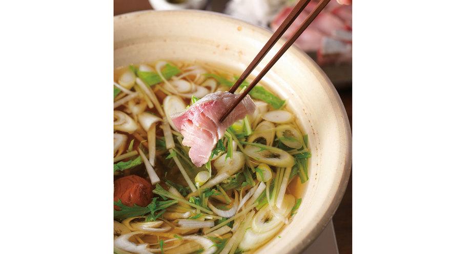 野菜たっぷりぶり梅しゃぶ レシピ 笠原 将弘さん|【みんなのきょうの料理】おいしいレシピや献立を探そう