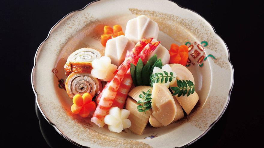 寿煮しめ レシピ 高橋 英一さん|【みんなのきょうの料理】おいしいレシピや献立を探そう