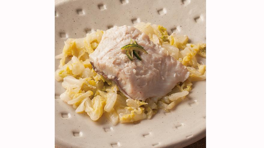 白身魚の塩麹(こうじ)蒸し レシピ 浅利 妙峰さん|【みんなのきょうの料理】おいしいレシピや献立を探そう