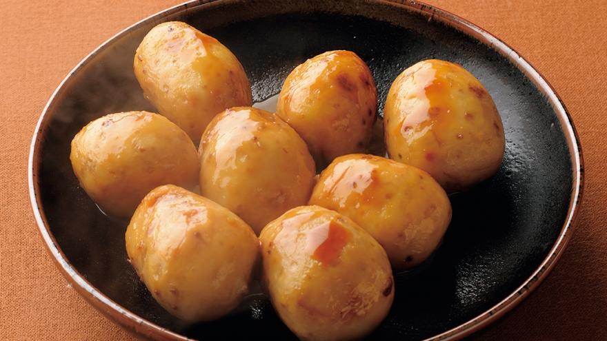 里芋の煮っころがし レシピ 土井 善晴さん |【みんなのきょうの