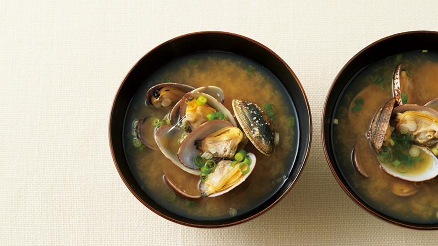 あさりのみそ汁 レシピ 大庭 英子さん 【みんなのきょうの料理】おいしいレシピや献立を探そう