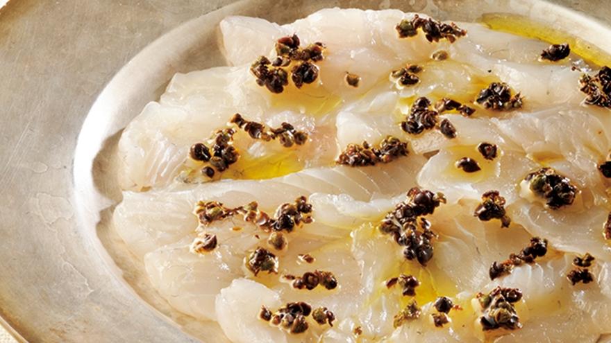 刺身のカルパッチョさんしょうオイルがけ レシピ 飛田 和緒さん|【みんなのきょうの料理】おいしいレシピや献立を探そう