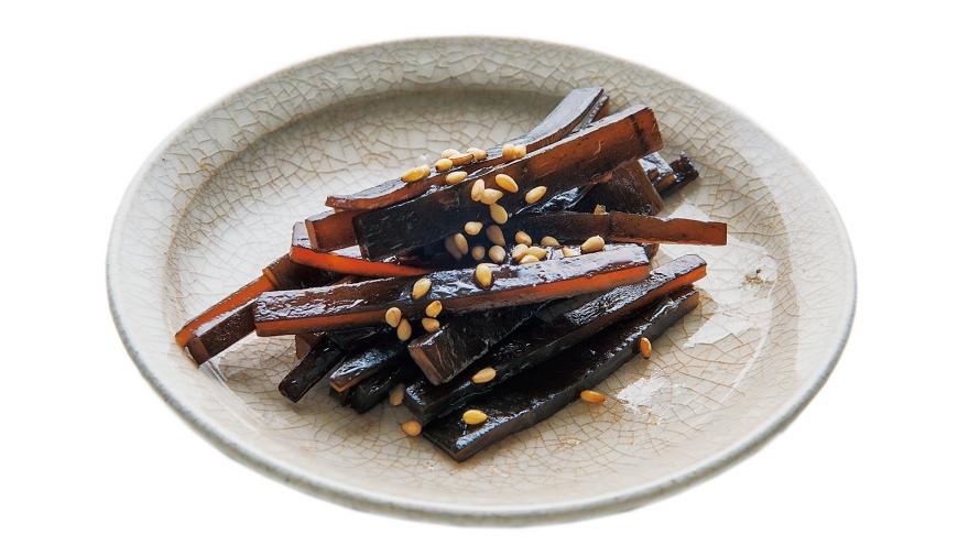 昆布のつくだ煮 レシピ 飛田 和緒さん|【みんなのきょうの料理】おいしいレシピや献立を探そう