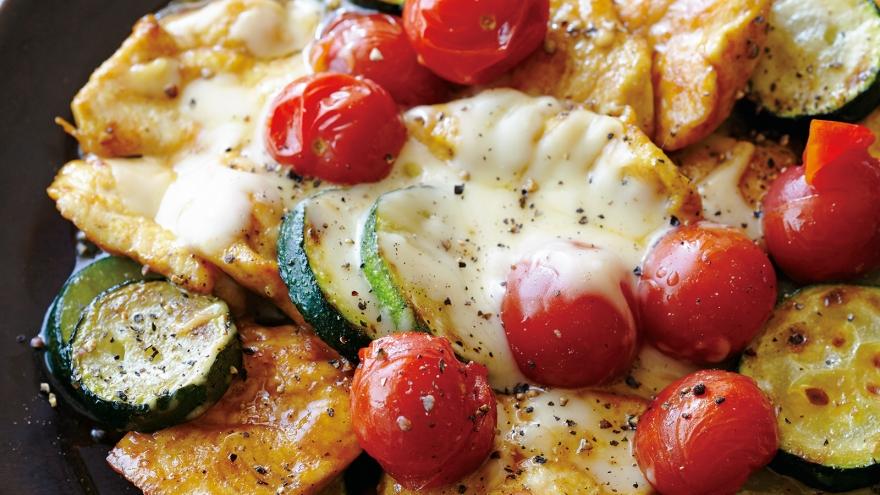 鶏とズッキーニのカレーじょうゆ レシピ 市瀬 悦子さん|【みんなのきょうの料理】おいしいレシピや献立を探そう