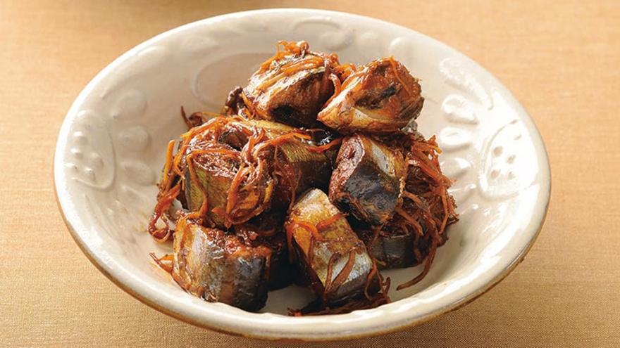 さんまの辛煮 レシピ 土井 善晴さん|【みんなのきょうの料理】おいしいレシピや献立を探そう
