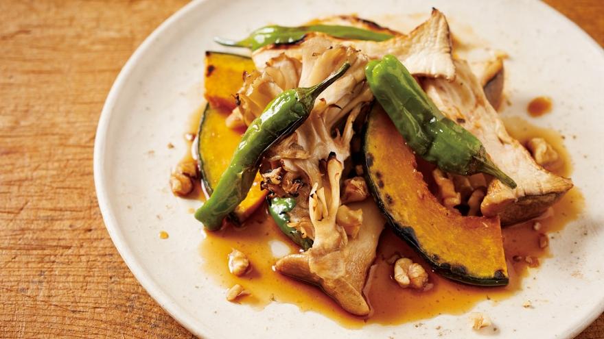 きのこのグリルサラダ レシピ 平野 レミさん 【みんなのきょうの料理】おいしいレシピや献立を探そう