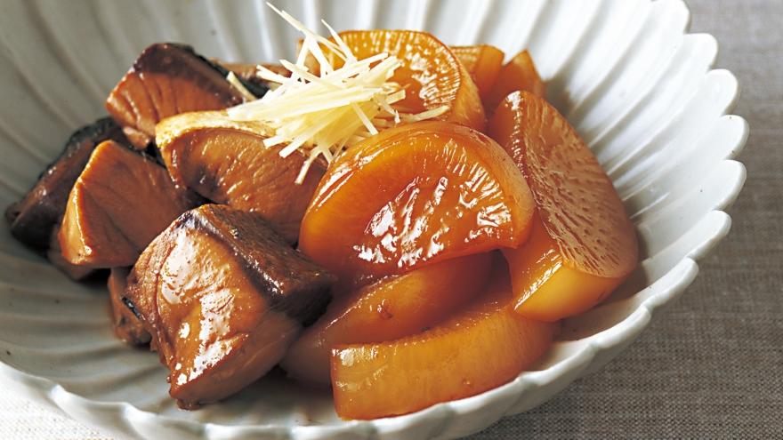 スピードぶり大根 レシピ 渡辺 あきこさん|【みんなのきょうの料理】おいしいレシピや献立を探そう