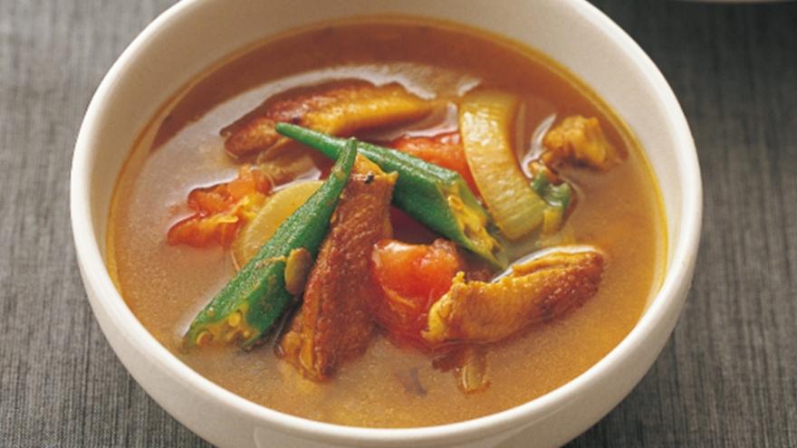 鶏手羽の簡単スープカレー レシピ 堀江 ひろ子さん|【みんなのきょうの料理】おいしいレシピや献立を探そう