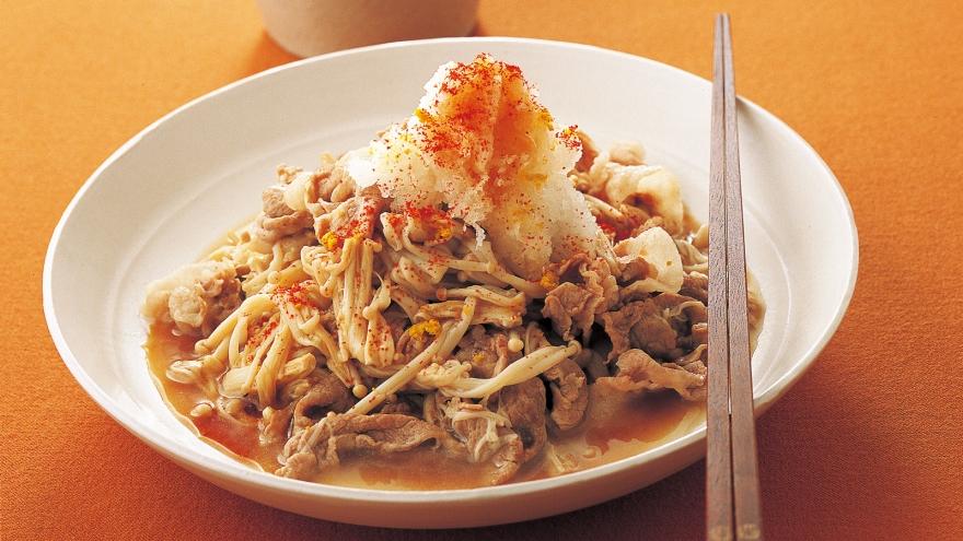 えのき豚 レシピ 小林 まさみさん|【みんなのきょうの料理】おいしいレシピや献立を探そう