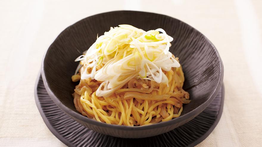 ザーサイあえ麺 レシピ 菰田 欣也さん|【みんなのきょうの料理】おいしいレシピや献立を探そう