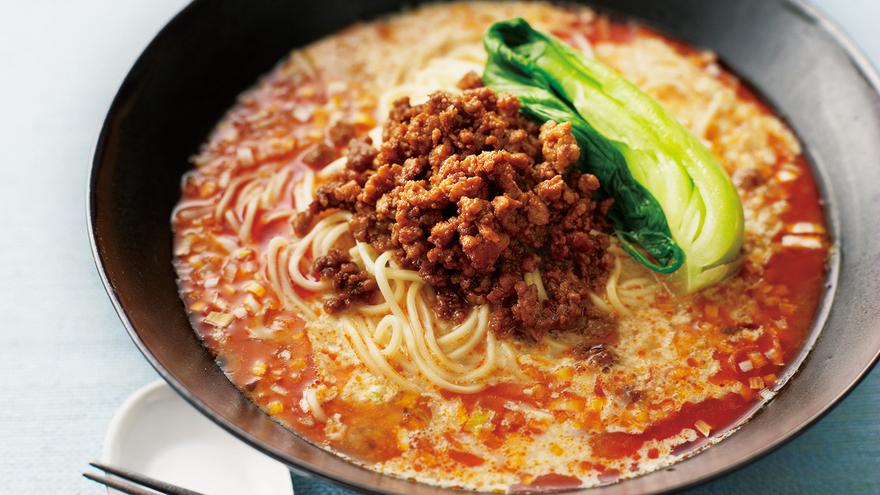 タンタン麺 レシピ 陳 建太郎さん|【みんなのきょうの料理】おいしいレシピや献立を探そう