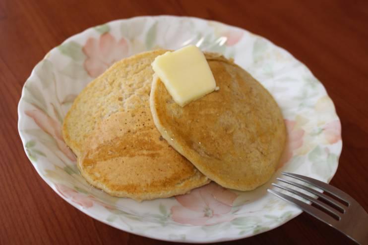 ケーキ オートミール パン