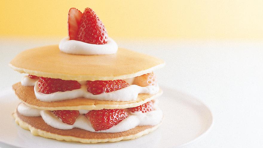 いちごのショートケーキ風 レシピ 高城 順子さん|【みんなのきょうの料理】おいしいレシピや献立を探そう