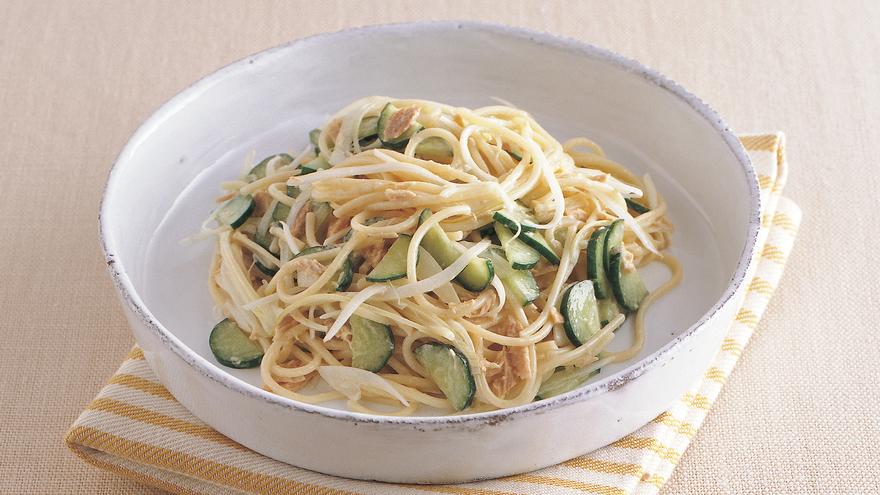 ツナと野菜のパスタサラダ レシピ 高城 順子さん|【みんなのきょうの料理】おいしいレシピや献立を探そう