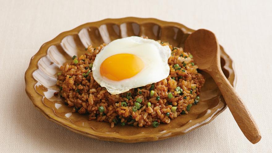 肉みそ混ぜご飯 レシピ 高城 順子さん|【みんなのきょうの料理】おいしいレシピや献立を探そう