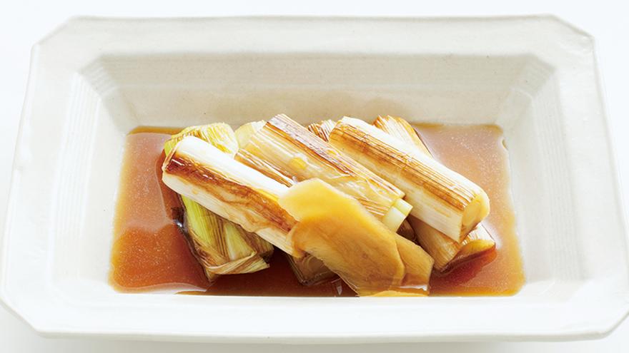 ねぎの焼きびたし レシピ 内田 悟さん|【みんなのきょうの料理】おいしいレシピや献立を探そう